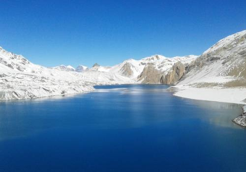 Annapurna Circuit with Tilicho Lake Trek